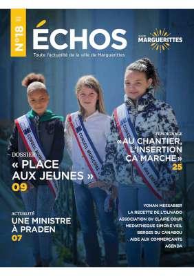 Echo de MARGUERITTES - Mai 2021